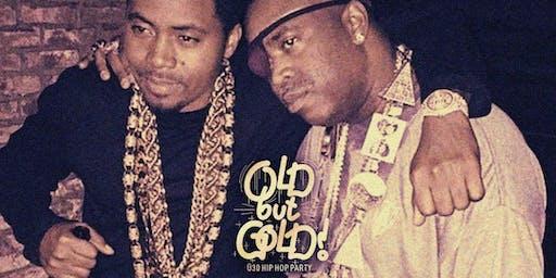 Old but Gold - Ü30 Hip Hop Party
