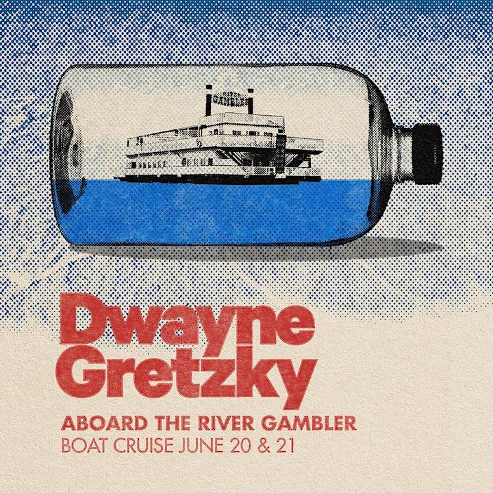 Dwayne Gretzky Boat Cruise (Friday) image