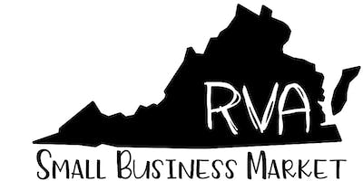 RVA Small Business Market Experience! Come sell and shop with us!