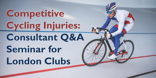 FREE Seminar - Cycling Injury Prevention & Treatment for Competitive Clubs