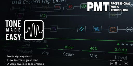 Tone Made Easy - PMT Manchester