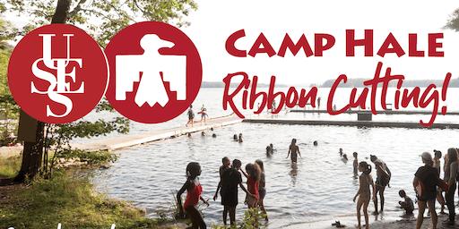Camp Hale Ribbon Cutting!
