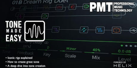 Tone Made Easy - PMT Birmingham tickets