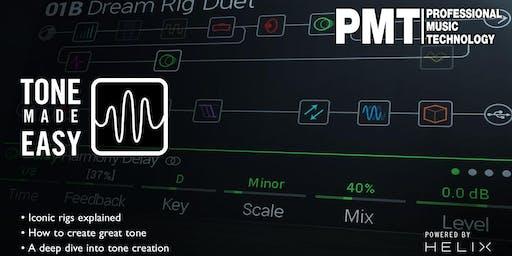 Tone Made Easy - PMT Birmingham