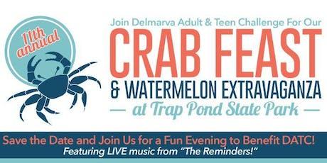 11th Annual Crab Feast & Watermelon Extravanganza tickets
