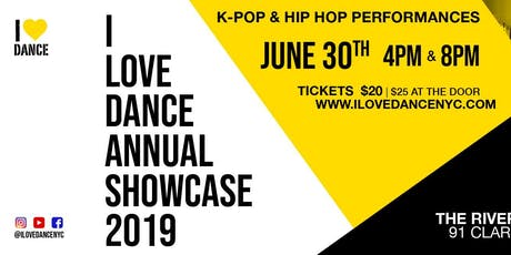 I Love Dance Annual Showcase 2019 tickets
