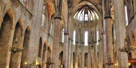 Visites guiades a la Basílica de Santa Maria del Mar entradas