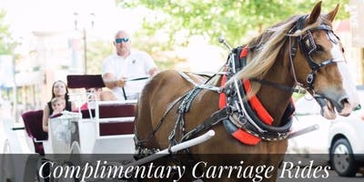 The Market Common Complimentary Carriage Rides