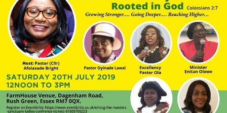 RCCG The Masters sanctuary Ladies Confrence tickets