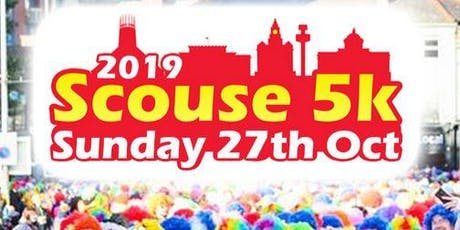 Scouse 5k fundraising Wirral Ark tickets