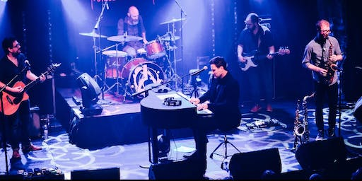 Piano Man a tribute to Billy Joel featuring Mark Kovaly