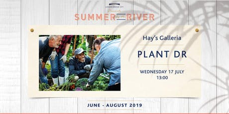 Summer by the River: Plant DR Workshop tickets