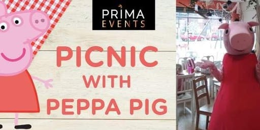 Picnic with Peppa Pig