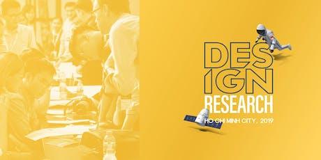 Design Research Vietnam 2019 tickets