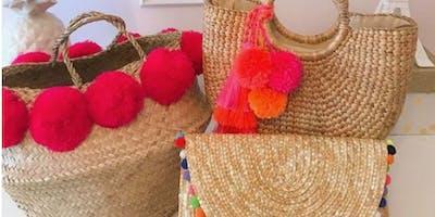 Customise A Summer Bag