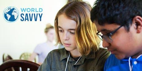 NYC and NJ Area - 2019-20 World Savvy Classrooms Program tickets