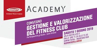 GESTIONE E VALORIZZAZIONE DEL FITNESS CLUB