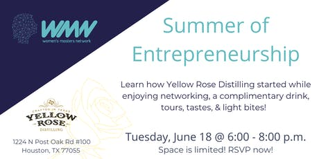 WMN June Networking Event l Summer of Entrepreneurship  tickets