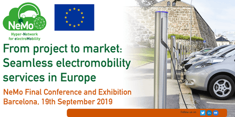 From project to market: seamless electromobility services in Europe tickets