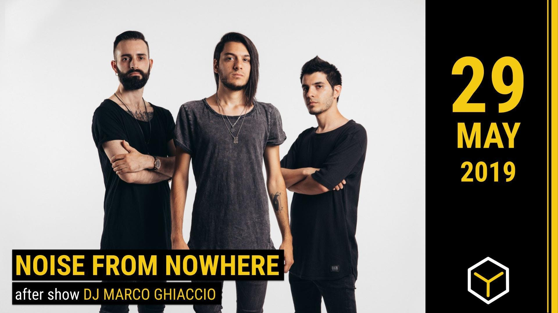 Noise From Nowhere - The Yellow Bar