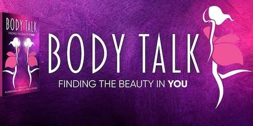 Body Talk: Book Tour & Candid Conversation