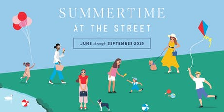 Berklee Summer in the City at The Street tickets