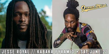 Jesse Royal // Kabaka Pyramid tickets