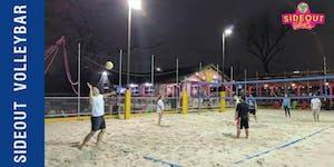 HTXO Happy Hour plus Volleyball