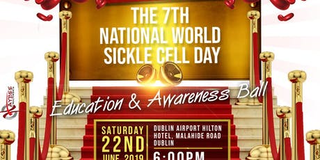 Ireland's 7th Annual National World Sickle Cell Day tickets