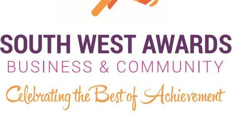 South West Business & Community Awards (January 2020) tickets