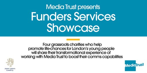 Funders Services Showcase