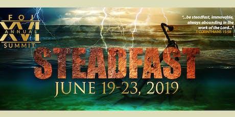 Focus on Jesus Summit tickets