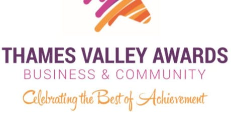 Thames Valley Business & Community Awards (January 2020) tickets