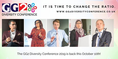 GG2 Diversity Conference 2019: Change The Ratio tickets