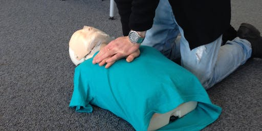 2 Day First Aid at Work (Requalification) - Broadstairs (17-18 June 2019)