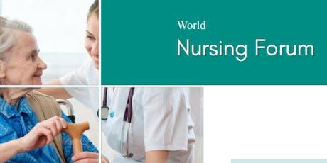 World Nursing Forum (PGR) Tickets