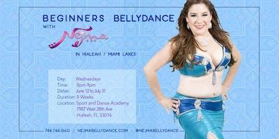 Beginner's Belly Dance in Hialeah / Miami Lakes (8 Weeks)