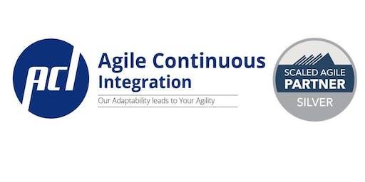 Scaled Agile: SAFe Lean Portfolio Management 4.6 3-Day Certification Course September Charlotte