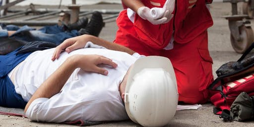 1 Day - Emergency First Aid at Work - Broadstairs (19 June 2019)