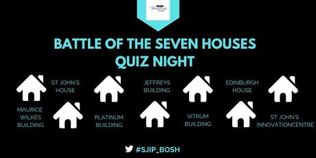 Quiz Night: The Battle of the Seven Houses  tickets