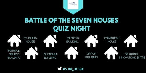 Quiz Night: The Battle of the Seven Houses