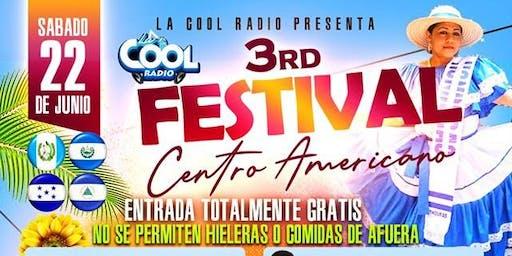 Festival  centro Americano 2019