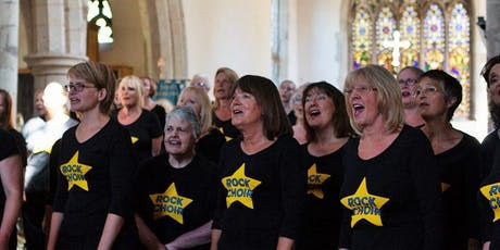 Summer Concert featuring the East Riding & Hull Rock Choir tickets