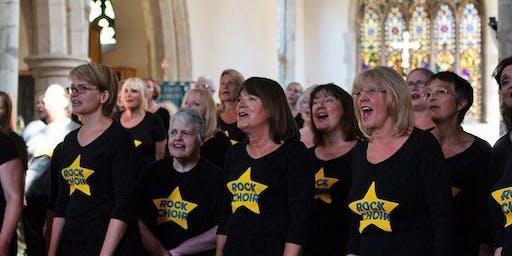 Summer Concert featuring the East Riding & Hull Rock Choir
