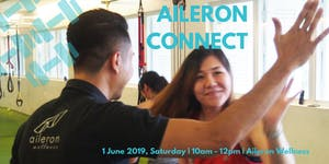 Aileron CONNECT - Global Wellness Day Special!