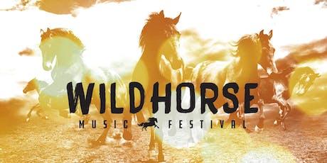 Wildhorse Music Festival tickets