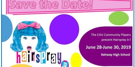 Hairspray Jr. tickets
