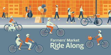 Farmers' Market Ride Along tickets