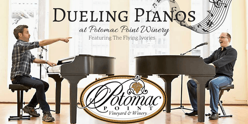 Summer Dueling Pianos- Sunday Funday