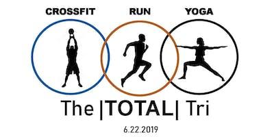 The Total Tri: CrossFit | 5K Race | Yoga